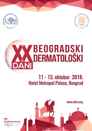 XX  Beogradski dermatoloških dani