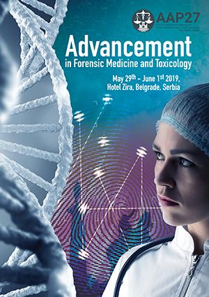 Symposium 27th International Meeting on Forensic Medicine Alpe – Adria – Pannonia